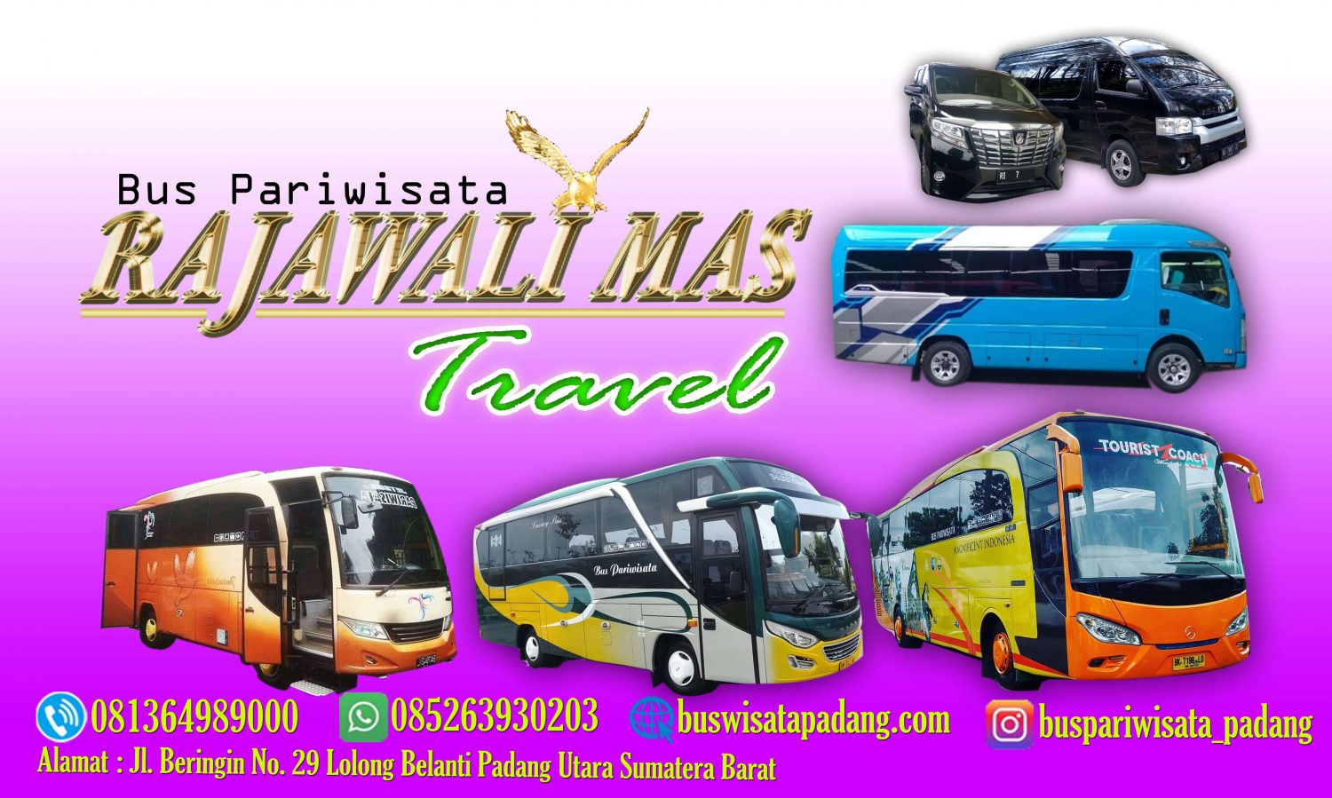 Rajawali Mas Travel